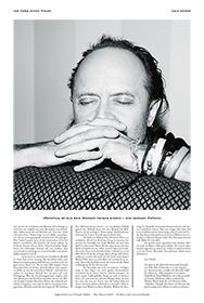 Roman Goebel - Zeit Magazin