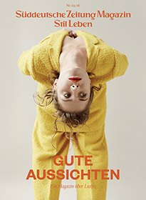 Roman Goebel - SZ Magazin